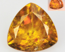 *NoReserve*SPHENE 1.29 Cts EXCELLENT COLOR CHANGE NATURAL