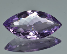 Natural Amethyst 5.29  Cts, Good Quality Gemstone