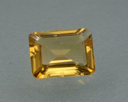 Natural  Heliodor  2.19  Cts, Top  Luster.