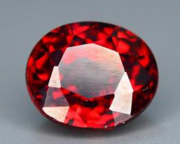 AAA Brilliance 1.60 ct Red Color Zircon ~K