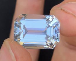 25.15 Carat One Of best Fancy Cut Kunzite Gemstone