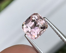 1.52 Cts Baby Pink Top Grade Afghanistan Natural Tourmaline