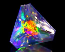1.86Ct ContraLuz Master Cut Mexican Very Rare Species Opal A1026