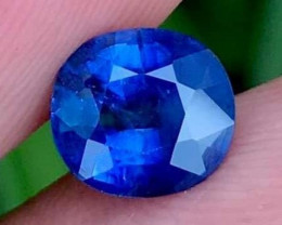 1.92cts, Vivid Blue Sapphire,  Sri Lanka