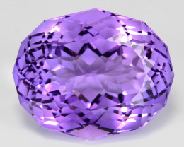 *NoReserve* Amethyst 9.71 Cts Natural Purple Gemstone