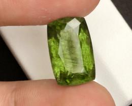 13.90 Ct Natural Beautiful Rutile Peridot Gemstone