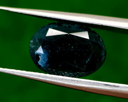 3.32CT RAREST GRANDIDIERITE  BEST QUALITY GEMSTONE IIGC37