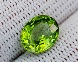 2.51CT PERIDOT  BEST QUALITY GEMSTONE IIGC37