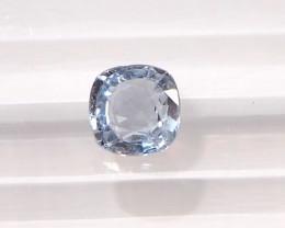 1.24ct unheated blue sapphire