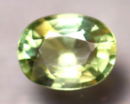 Apatite 2.10Ct Natural Paraiba Green Color Apatite E1006/B44