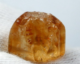 NR!!! 17.35 Cts Natural & Unheated~ Orange Brown Topaz Crystal
