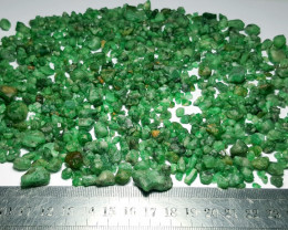Amazing Natural color Gemmy quality Swat Emerald lot 1150 Cts-Pak