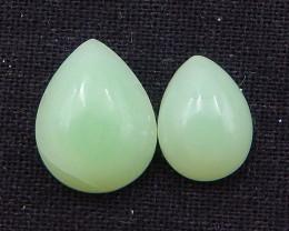 30cts natural nephrite jade genstones cabochons D1067