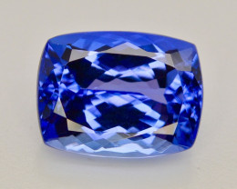 Presenting Class Piece of AAA Tanzanite 8.67 Carat