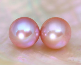 8.4mm 7.79Ct Natural Australian South Sea Pink Color Pearl C1233
