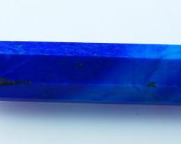 NR!!! 24.20 Cts Natural & Unheated~ Blue Lapis Pendant Drop