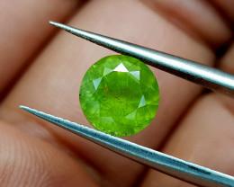2.25Crt Rutile Sphene Color change Natural Gemstones JI33