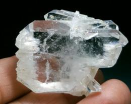 Amazing Natural color damage free fedden Quartz specimen 174Cts-Pakistan