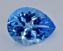 19.44 Crt Topaz Faceted Gemstone (Rk-1)