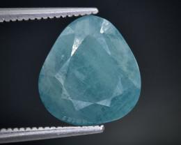 3.99 Crt Grandidierite  Faceted Gemstone (Rk-1)