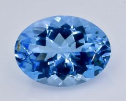 12.18 Crt  Topaz Faceted Gemstone (Rk-1)