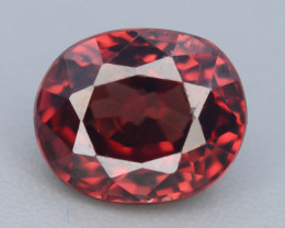 1.25 ct Natural Zircon Untreated Cambodia ~ t