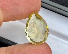 Beautiful piece 10.35  Ct Natural Citrine Gemstone