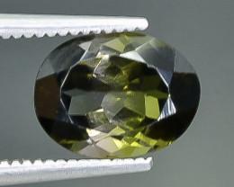 2.64 Crt  Tourmaline Faceted Gemstone (Rk-1)