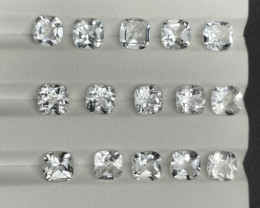 25.92 CT Topaz Gemstones parcel