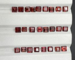 10.50 CT Rhodolite Garnet Gemstone parcel