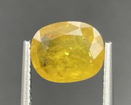 2.69 CT yellow Sapphire Gemstones