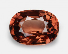 PINK ZIRCON 2.43 CTS NATURAL UNHEATED GEMSTONE