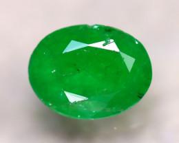 Emerald 2.46Ct Natural Zambia Green Emerald E1214/A38