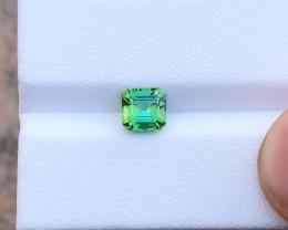 16.05 Ct Natural Greenish Blue Transparent Tourmaline Ring Size Gemstone
