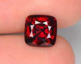 RED SPINEL  2.28 Cts Unheated Burma Red Color Natural