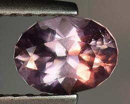 0.62Ct Diaspore Rarest Purplish Pink Color Afghanistan. DP 08