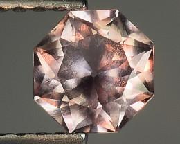 0.56Ct Diaspore Rarest Purplish Pink Color Afghanistan. DP 10