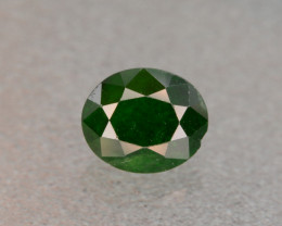 1.32 Cts Natural Demantoid Top Green Color Gemstones.
