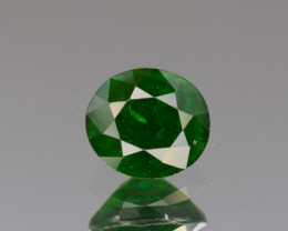 1.36 Cts Natural Demantoid Top Green Color Gemstones.
