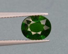 Natural Chrome Diopside 1.76 Cts  Green Color Gemstone