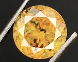 1.78 CT SPHENE DIAMOND LUSTER 100% NATURAL UNHEATED MINE  MADAGASCAR