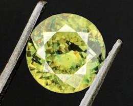 1.38 CT SPHENE DIAMOND LUSTER 100% NATURAL UNHEATED MINE  MADAGASCAR