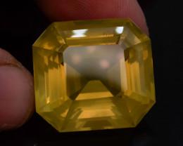 Citrine 52.20 Ct Natural Yellow Color Citrine t