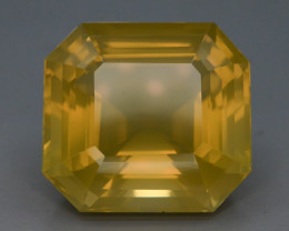 Citrine 52.20 Ct Natural Yellow Color Citrine t