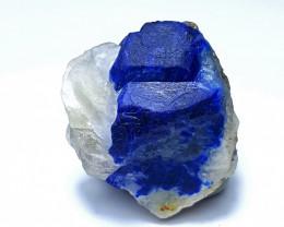 Amazing Natural color Damage free Lapis Lazuli Specimen 40Cts-A