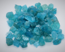 250cts Natural Rough Apatite
