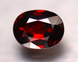 Almandine 2.60Ct Natural Vivid Blood Red Almandine Garnet E1402/B26