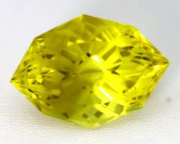 21.24Ct VVS Design Marquise Cut Natural Lemon Quartz C1531