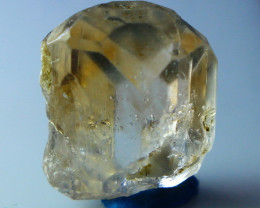 NR!!! 11.40 Cts Natural & Unheated~ Orange Brown Topaz Crystal