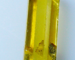 NR!!! 2.50 Cts Natural & Unheated~ Yellow Heliodor Crystal